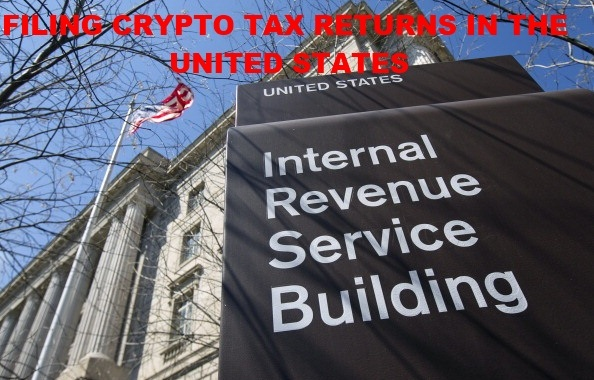 Filing cryptocurrency tax returns in the United States
