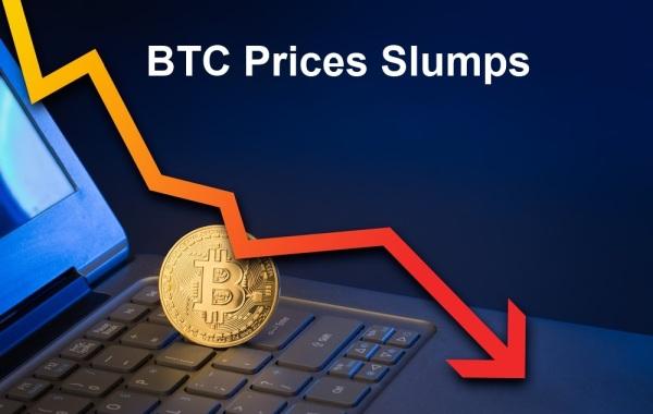 bitcoin prices drop below $50,000