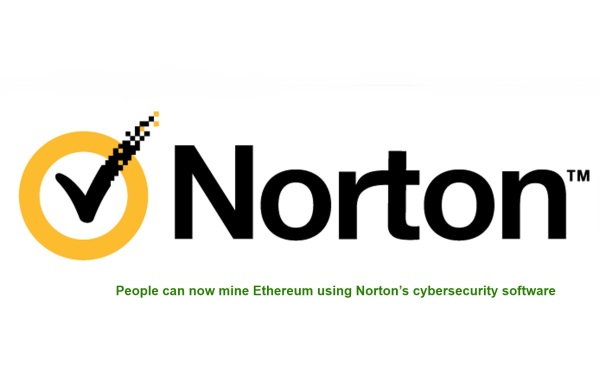 People can now mine Ethereum using Norton's cybersecurity software