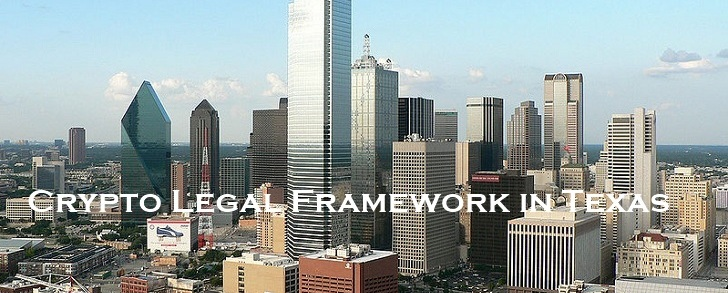 crypto legal framework in Texas