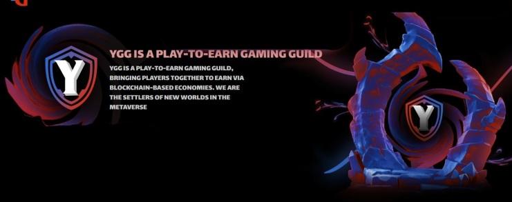 Yield Guild Games platform